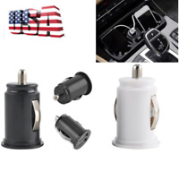 2-Port Dual USB 2.1A 12V Car Phone Charger Cigarette1 Lighter Adapter For Phonee