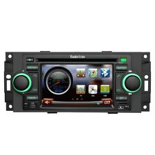 Radio Stereo GPS Satnav DVD for Dodge Charger Caliber Chrysler PT Cruiser Aspen