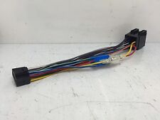 Kenwood Genuine Car Radio Stereo 16 Pin Wiring Harness Loom Connector Iso Plug