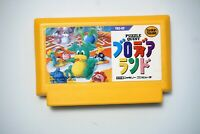 Famicom FC Blodia Land Puzzle Quest Japan Nintendo game US Seller