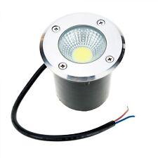 New IP68 5W Waterproof LED Underground Light Outdoor Ground Garden Path Floor