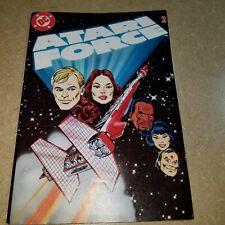 Vintage DC Comics - Swordquest #2 Comic Book Booklet Atari 2600 Insert 1982