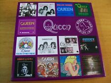 QUEEN THE SINGLES COLLECTION 1 BOX 13 CD SINGLE  MINT- PARLOPHONE