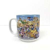 Walt Disney World 25th Anniversary Vintage Remember The Magic Coffee Mug 1996