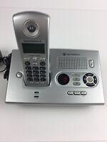 Motorola 5.8 GHz Digital Model MD7161-3 Cordless Phone Base, Handset & Charger
