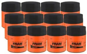 Fram Extra Guard PH7317 Spin-On Oil Filter - (Pack of 12)