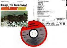 """CHICAGO / THE BLUES / TODAY """"Vol.1"""" (CD) 1966"""