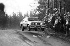 Timo Salonen Datsun Violet GT 1000 Lakes Rally 1981 Photograph 2