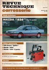 MAZDA 626 (Tous Types, 4 et 5 portes ) : Revue Technique Carrosserie