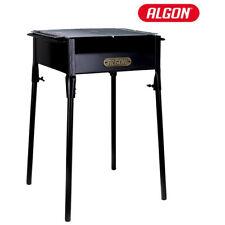 Barbacoa hierro artesanal N2 40x34x62cm Algon