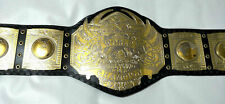 TNA Heavyweight Wrestling Championship Belt Adult Size