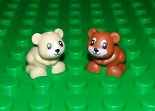 *NEW* Lego Small Chipmunks Guinea pigs Friends Animals Pets - 2 pieces