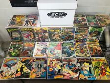 LOT 26 SILVER BRONZE Batman Green Lantern Finest Captain Superman Olsen Action!!