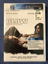 BLOW Brand New In Shrink Wrap DVD