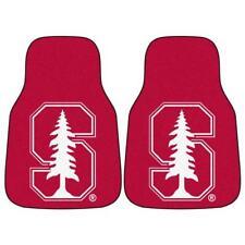 """Fan Mats Stanford 2-pc Carpeted Car Mats 17""""x27"""" 5320"""