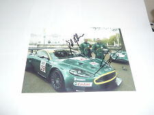 David Brabham / Darren Turner Signed Photo 7