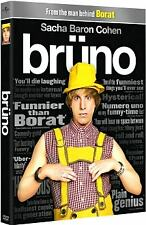 Brüno (DVD, 2009) INCLUDES SLIPCASE!! Sacha Baron Cohen  ***Brand NEW!!***