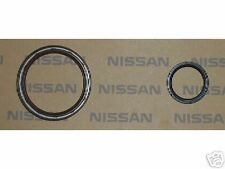 Nissan OEM Front & Rear Main Seal Gaskets SR16VE SR16 N15 New