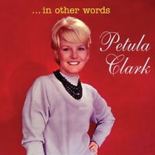 In Other Words - Petula Clark (2014, CD NEUF)