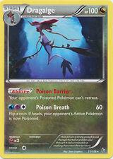 4x Pokemon Xy Flashfire Dragalge 71/106 Rare Card