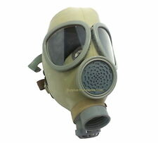 New Czech Army CM4 Gas Mask and NATO 40mm Filter - Military Surplus