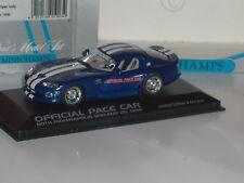 MINICHAMPS DODGE VIPER PACE CAR INDIANAPOLIS 1996