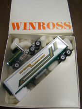 Winross Rohrer Transport Smoketown, PA Ford 1/64 Diecast Tractor Trailer MIB
