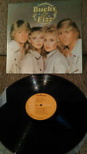 BUCKS FIZZ LP VINYL SPANISH FIRST PRESS 1981 G VG+ RCA PL-25365 GATEFOLD