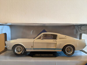 (NIB) Solido Die-cast 1:18 1967 Shelby Mustang GT500