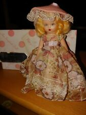 Nancy Ann Storybook Doll 175 Maiden Bright & Gay Very Nice in Original box!