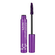 NYX Cosmetics Color Mascara CM01 - Purple