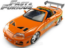 Fast & Furious - Brian's Toyota Supra 1:24 Scale Diecast Model
