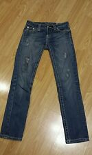 Miss Me Skinny Stretch Distressed denim Jeans size 26