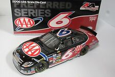 1/24 Mark Martin #06 Aaa Homestead 2006 Preferred Series Car - 1 of 3,300