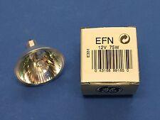 General Electric Projektorlampe Halogen-Reflektorlampe EFN 12V 75W GZ6,35 41252