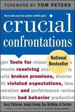 CRUCIAL CONFRONTATIONS: TOOLS FOR BOOK BY PATTERSON, KERRY BRAND NEW
