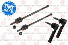 For Chevrolet Express 3500 2003-2014 Front Left Right Inner Outer Tie Rod Ends