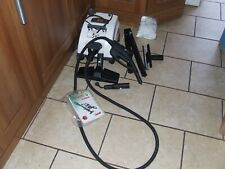 More details for polti vaporetto 1500 steam cleaner with  accessories & instructions