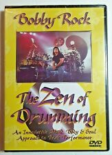 """Bobby Rock - """"The Zen of Drumming"""" - Dvd, Mind, Body and Soul Approach"""
