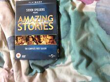 Amazing Stories DVD Season 1 Region 2, 4 (OZ) And 5 - Complete First Season