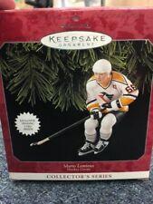 1998 Hallmark Keepsake Ornament NHL Mario Lemieux QXI6476