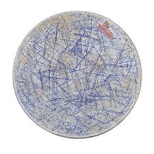 Decorative Plate - Handmade Ceramic Table or Wall Art Decor - Ocean Design