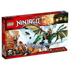 70593 GREEN NRG DRAGON lego legos set NEW ninjago ninja Lloyd COLE Bucko Cyren