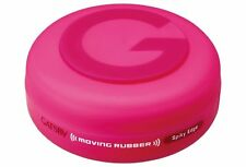 GATSBY MOVING RUBBER  Spiky Edge HAIR WAX 80g/2.8oz (Pink)