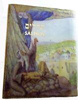 Libro de Salmos Hebreo - Español (traducción rabínica) de bolsillo. Tehilim