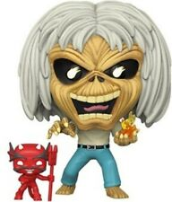 Funko Pop! Rocks: Iron Maiden - Number of the Beast (Skeleton Eddie) Funko P Toy