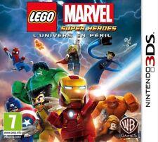 Lego marvel super heroes l'univers en péril JEU 3DS NEUF
