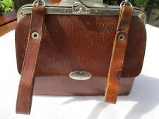 Petit sac ancien 1880 de voyage