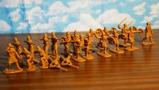 Armies in Plastic Afghan Tribesmen (1890) 1/32 Scale 54mm light cocoa