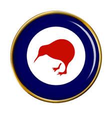 New Zealand Roundel Pin Badge